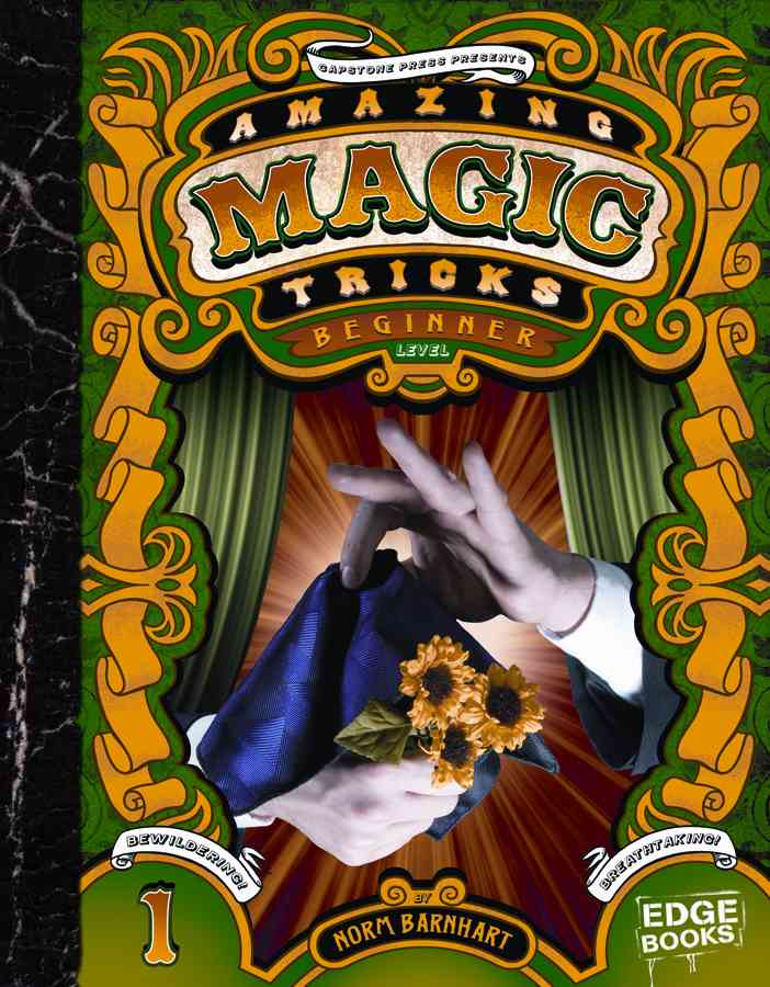 Amazing Magic Tricks, Beginner Level By Barnhart, Norm